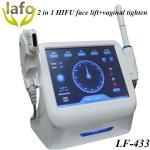Quality NEW HIFU!! 3 in 1 Portable HIFU machine/ HIFU face lift slimming machine/Korea HIFU vaginal tightening machine for sale