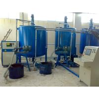 China Semi - Auto Polyurethane Foam Production Line For Foaming Mattress and Furniture on sale