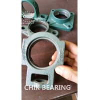 Quality Pillow Block Bearing With Set Screw Lock , Eccentric Locking Collar UCT Chrome Steel Bearing for sale