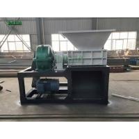 Quality Multifunctional Single Shaft Shredder Machine For Plastic / Metal Recycling for sale