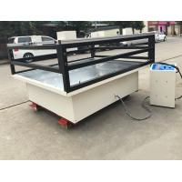 Quality Low Frequency Vibration Shaker Table , Simulated Transportation Shaker Test Equipment for sale
