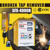 China SFX-4000B India portable machine broken screw/bolt/tap remover wholesale