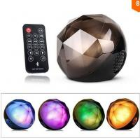 China 2016 LED Magic Color Ball bluetooth Speaker Stereo Wireless Audio Player Support TF Remote control For Christmas Party on sale