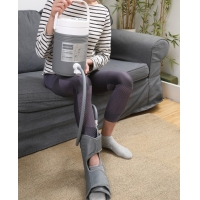 Quality Ankle Cold Compression Therapy System For Pain Management PVC Wraps Easy Disinfect for sale