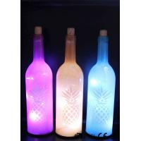 Buy Decorative Wine Bottle Led Lights For Home / Party / Events WB-030 at wholesale prices