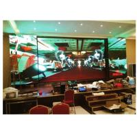 Quality Meeting Room Indoor LED Screen 7.62mm Pixel Pitch Slim Light Weight Energy Saving for sale
