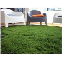 25mm Non Abrasive Landscaping Artificial Grass Natural Looking Fake Grass For Office