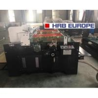 Quality HRB-1100 Press Type Carton Folding And Gluing Machine 180*160mm Minimal Size for sale