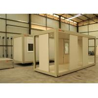 Quality Flat Pack Prefab Container House Windproof With CE AS CSA Standard for sale
