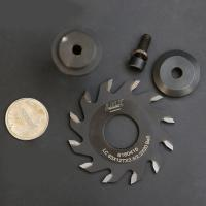 Quality Circular Disc Grooving Saw Blade Laser Logo Printable Super Silent Line for sale
