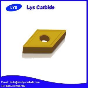 Quality Carbide insert DNMG110404,DNMG110408,DNMG110412,DNMG150404 for sale