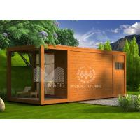 China Simple Assembly Prefab Mobile Homes , Luxury Style Modern Mobile Homes on sale