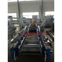 Quality Corrugated Paper Box Automatic Folder Gluer Folding Gluing Machine For Carton Boxs for sale