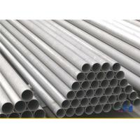 Buy 304L Equipment Spare Parts Stainless Seamless Steel Pipe For Industry / Sanitary at wholesale prices