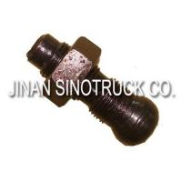 Quality SINOTRUK HOWO PARTS:VALVE SETTING SCREW for sale