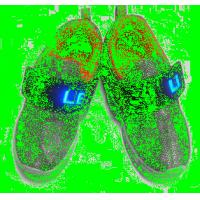 Quality four button operate the shoes light. program letters and  number and some color flash for sale