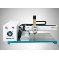 Quality Industrial Small Glass CNC Sheet Cutting Machine 300mm×300mm For Curved Glass for sale