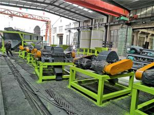 Quality High output cage mill crusher machine for organic fertilizer material for sale