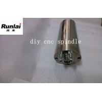 China Electrical High Torque DIY CNC Router Parts with Bearings 2*7005 2*7003 3.2KW on sale