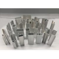 Quality 6063-T5 Anodizing Aluminium Extruded Profiles , Aluminum Channel Profiles for sale