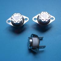 Quality KSD301 250V10~16A Bimetal Thermostat for sale