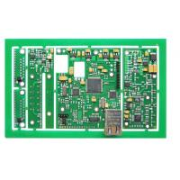 Quality Through Hole PCB Assembly  Immersion Gold Surface Finish With SMT DIP Service for sale