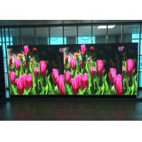 Quality SMD1515 Indoor LED Screen 250000 Dots / M2 Pixels Density 22mm Module Thickness for sale