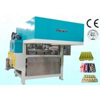 China Egg Tray Pulp Moulding Machine Semiautomatic CE Approved 800Pcs / H on sale
