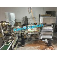 China PLC technique 50HZ Tobacco Making Machines with Low Speed 1000 CPM wholesale