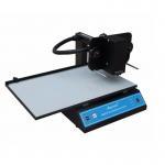 Quality 57*250 digital foil hot stamping machine audley adl 3050a digital foil printer foil express for leather paper bookcover for sale