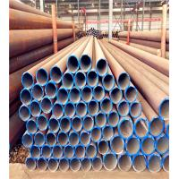 P265GH P91 Alloy Steel Seamless Pipes Balck Seamless Carbon Steel Pipe