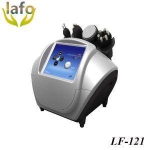 Quality RU+6 4 in 1 Portable Cavitation Machine / Ultrasonic Cavitation Slimming Machine/ Cavitation Machine Price for sale