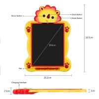 Quality Eco-friendly paperless home school office kids LCD small blackboard LCD writing borad for sale