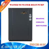 Quality Copeland Scroll Water Source Heat Pumps System Stainless Steel for sale