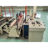 Buy cheap PVC Carpet Tiles / Tile Production Line Horizontal Conveyor Belt Transmission from wholesalers