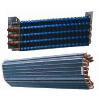 Quality Aluminium Finned Copper Tube Evaporator Assembly Air Conditioner Parts for sale