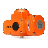 Quality Compact 90W 400Nm Explosion Proof Electric Actuator for sale