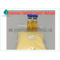 Quality Raw Steroid Powders Tren Hexahydrobenzylcarbonate EINECS 245-669-1 GMP Standard for sale