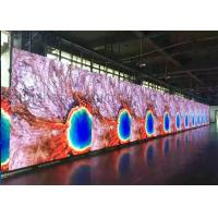 Quality High Resolution Definition Full Color Indoor LED Advertising Display Screen Customized Size LED Video Walls for sale