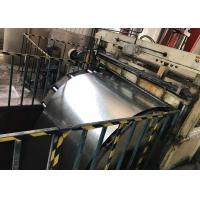 Quality 3-4 Ton Steel Strip Coil SGCC CSB  DX51D Galvanized Steel GI With 508MM ID for sale