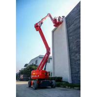 China AC Diesel Gasoline cheap truck mounted boom lift on sale