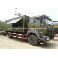 Quality Beiben Mobile Workshop Truck For Vehicle Maintenance , Multifunctional Maintaining Truck for sale