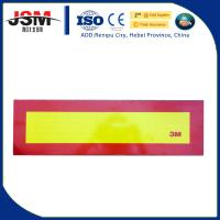 Quality big for car/bus/truck reflector car warning reflective sticker for sale