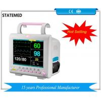 Quality Large Screen Medical Vital Signs Monitor , Multiparameter Patient Monitoring System for sale