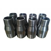 Buy cheap High Strength Alloy Steel Pipe Fittings Stainess Steel Nipple THD Type from wholesalers