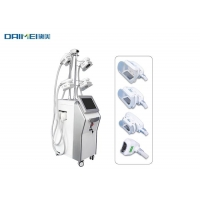 Quality Vertical 4 Cryo Handles Work At The Same Time Cryolipolysis Device Body Sculpt Slimming for sale