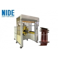 Quality Big Wire Electric Motor 1.6mm Stator Coil Winding Machine for sale
