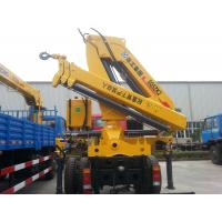 Quality XCMG 2035kg Crane,  5 Ton Hydraulic Lifting Truck Mounted Crane for sale