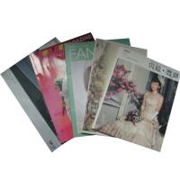 China Professional Flyers / Photo Book / Full Color Magazine Printing with Glossy / Matt Stock , Woodfree on sale