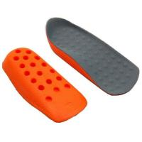 China Arch Support Orange Height Increase Heel Lift Insoles on sale